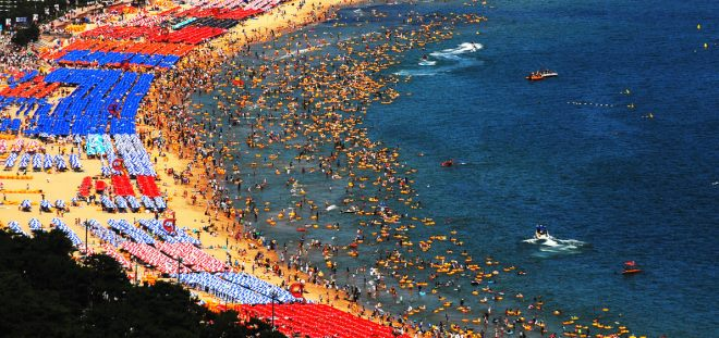Пляж Хэундэ