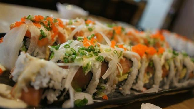 Sushi Berry в Пусане