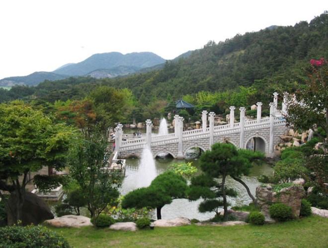 Парк Йондусан