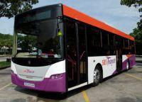 Автобус перевозчика SBS Transit