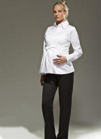 poslovna odjeća za trudnice 2