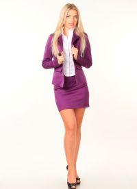 Poslovna moda za ženske 2013 3