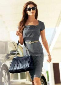 Poslovna moda za ženske 2013 4