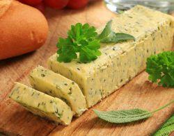 przepis na masło z ziołami