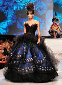 пеперуда dress6