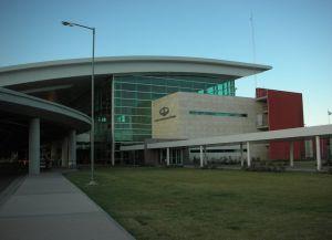 Международный аэропорт Инхеньеро Амбросио Таравелья