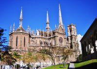 Иезуитская церковь в Кордове