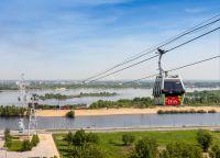 Lanovka v Nižním Novgorodě 1