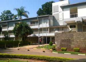 Отель Golf Hotel Kakamega