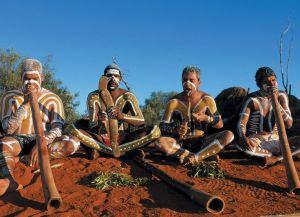 В парке проживает около 500 аборигенов