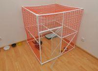 Kavez za mačke8