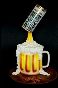 Cukrářský pivní džbán třídy 5