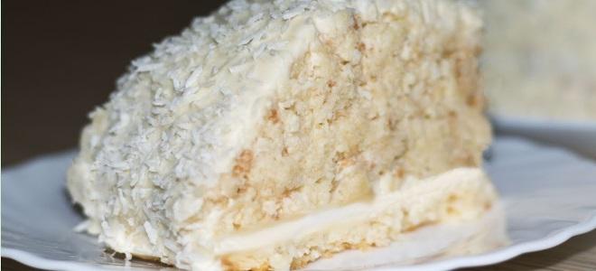 kukurydziane ciasto rafaello