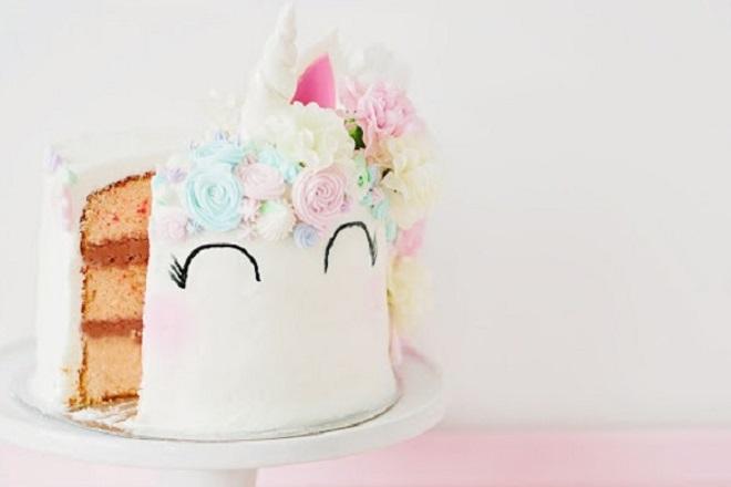 Dječja torta od mastika za djevojke 6