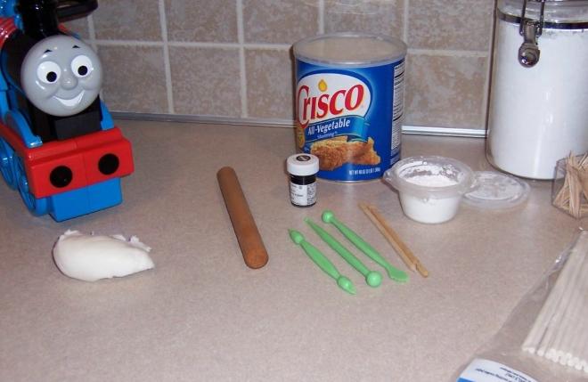 kolač od mastika za dječaka 1