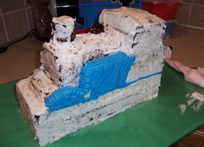 mastiks kolač za dječaka 26
