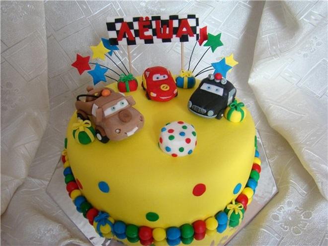 kolač za dječaka 1
