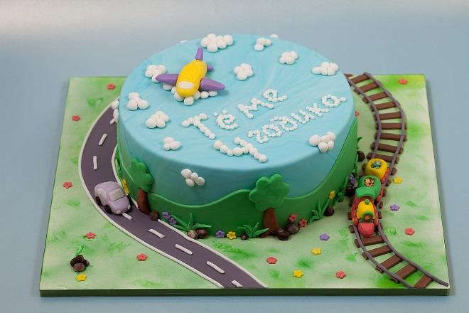 kolač za dječaka 6