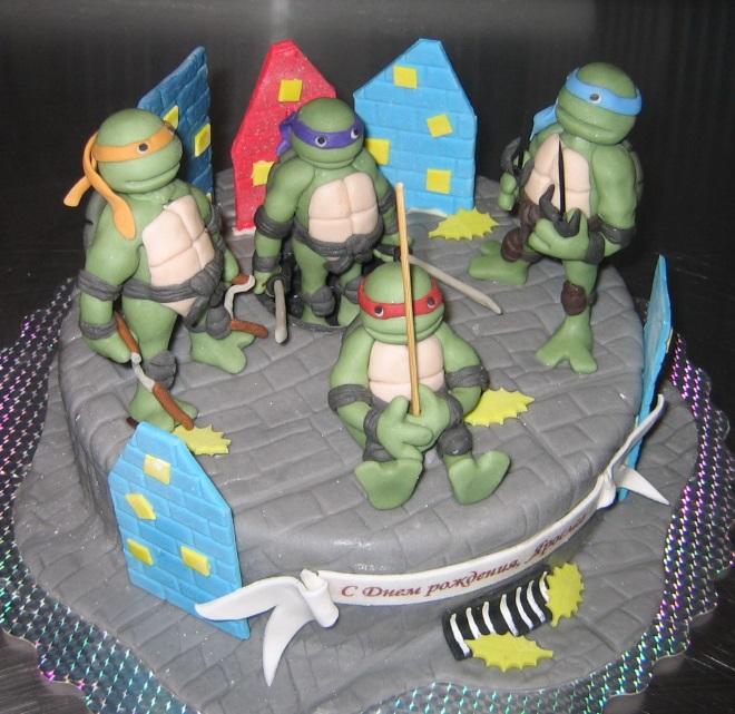 kolač za dječaka 7