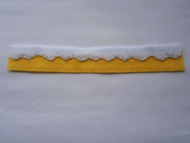 Торта, изработена от филц9