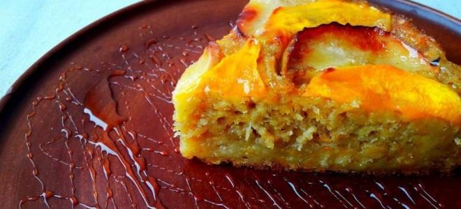 Торта са тиквама и јабукама - једноставан рецепт
