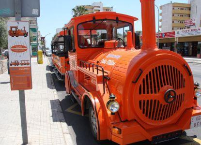 Туристический мини-поезд
