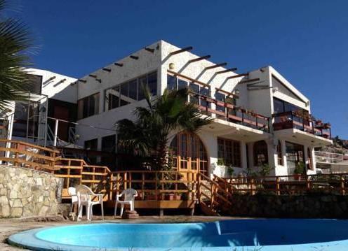 Отель Apart El Mirador
