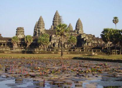Kambodża Atrakcje1