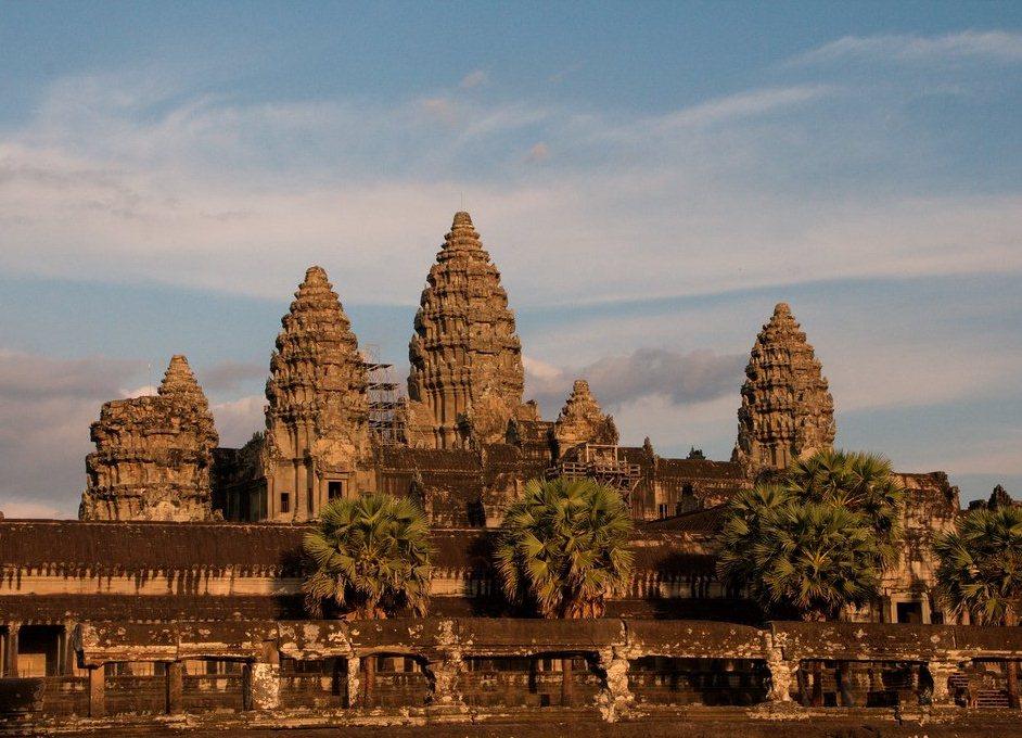 Kambodża Atrakcje2