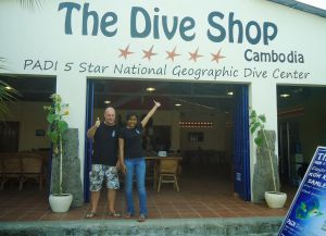The Dive Shop