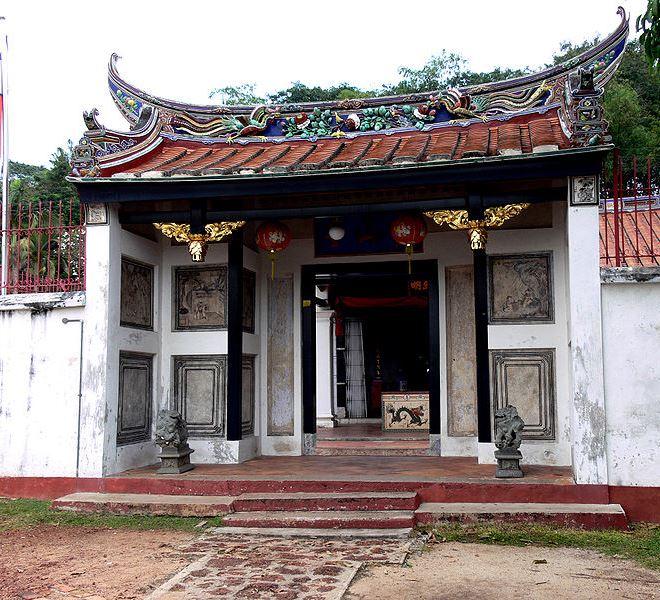 Храм Сам Пох (Бринчаг)