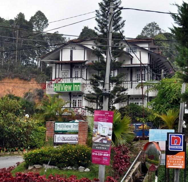 Отель Hill View Inn