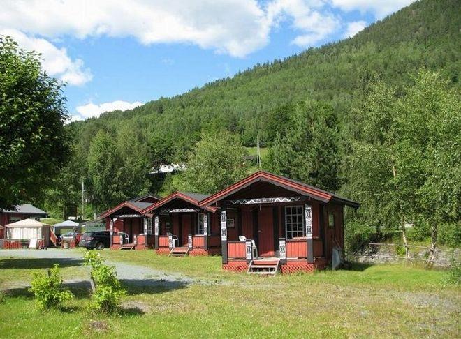 Кемпинг Odda в Норвегии