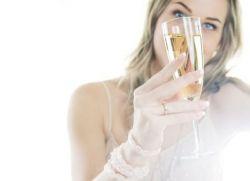 šampaňské během těhotenství