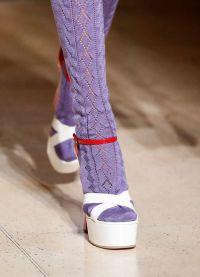 Mogu li nositi suknje s sandalima6?