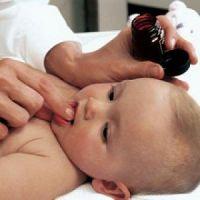 Candida в млечница при деца