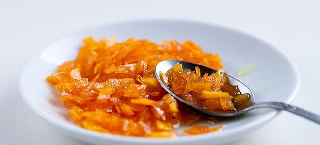 Kandirano narančasti peels