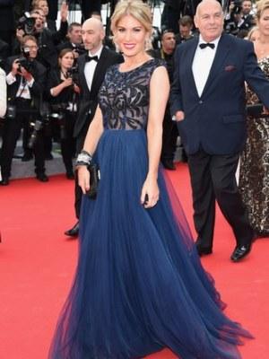 Sukienki z Cannes 2014 1