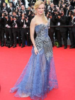 Sukienki z Cannes 2014 2