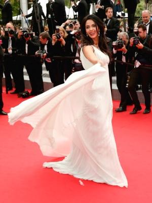 Sukienki z Cannes 2014 5