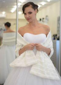 obleke za poročno obleko za jesen4