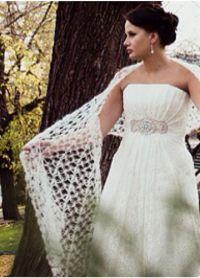 obleke za poročno obleko za jesen5