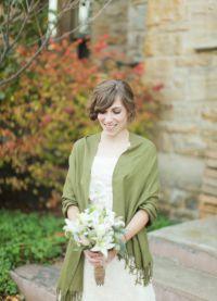 obleke za poročno obleko za jesen7