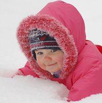 зимске капе за новорођенчад