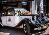 dekoracja samochodu na wesele2