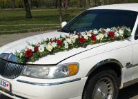 dekoracja samochodu na ślub5