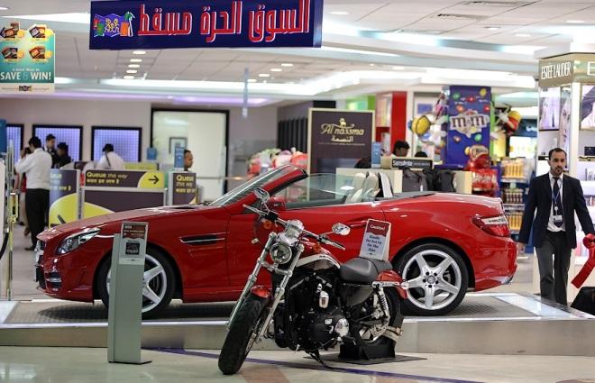 В аэропорту Омана