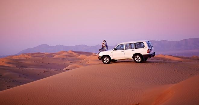 Toyota Prado - самое популярное авто у туристов