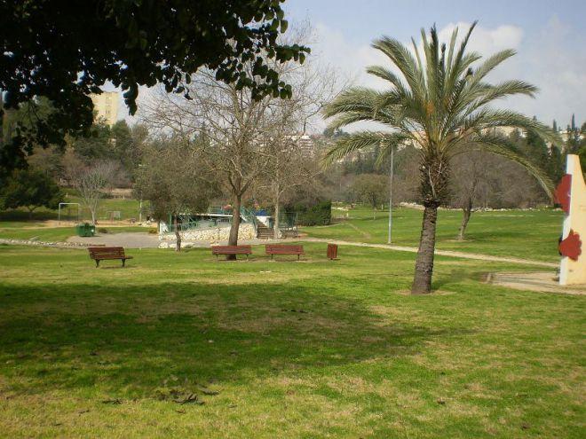 Парк Офиры