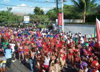 Вот такое количество людей способен привлечь ямайский карнавал
